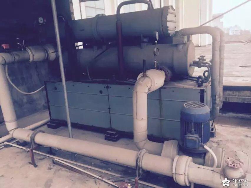 日立冷水机电路图